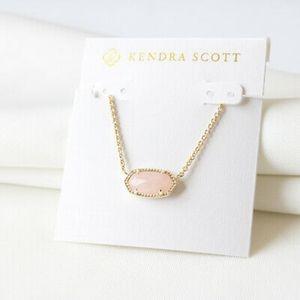 Nwot Kendra Scott Rose Quartz with gold